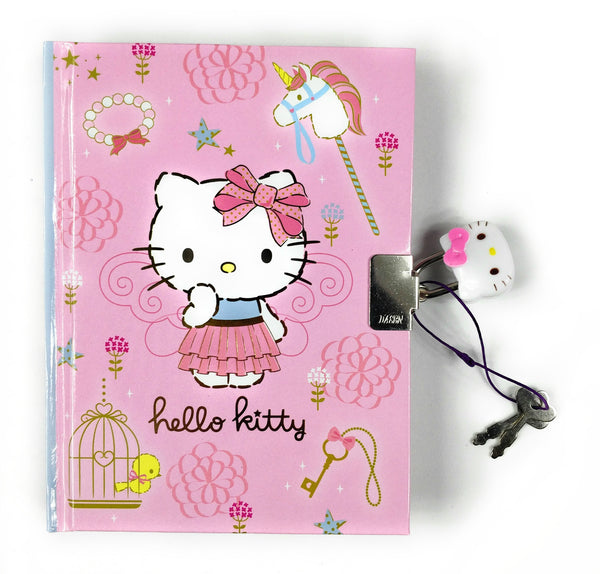 Sanrio - Diario Hello Kitty Pink Fairy