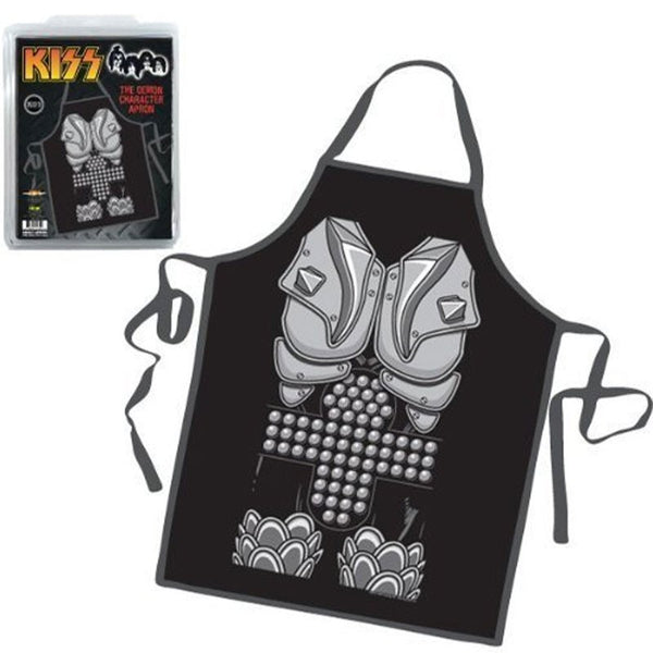 KISS - Mandil de Cocina Gene Simmons The Demon-KISS-Monono-Peru
