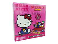Sanrio - Juego de Mesa Scrabble Hello Kitty Junior-Sanrio-Monono-Peru