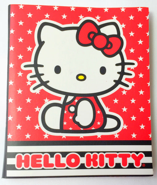 Sanrio - Notas Adhesivas Hello Kitty Red - Monono Perú