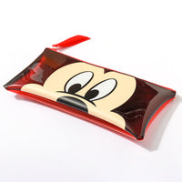 Disney - Cartuchera Cosmetiquero Neceser de Vinilo Mickey Mouse Face