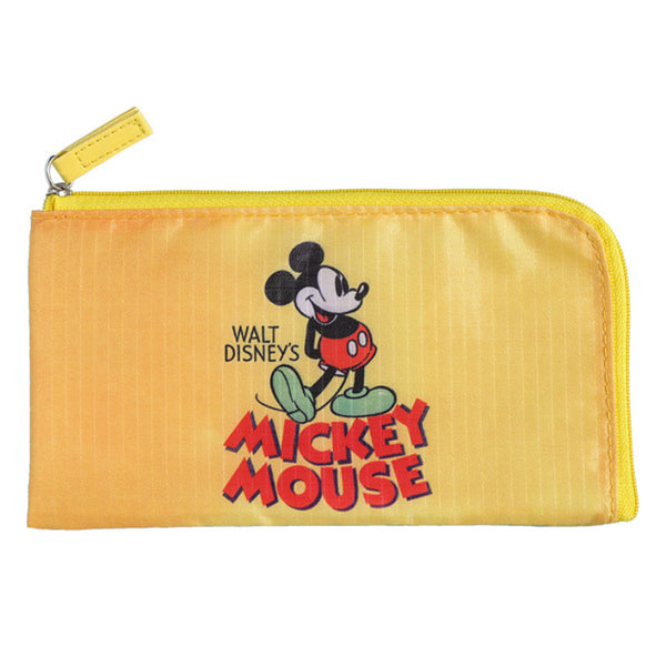 Disney - Estuche para Mascarillas Cosmetiquero Mickey Mouse Yellow