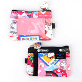 Sanrio - Monedero de Hello Kitty Stamps