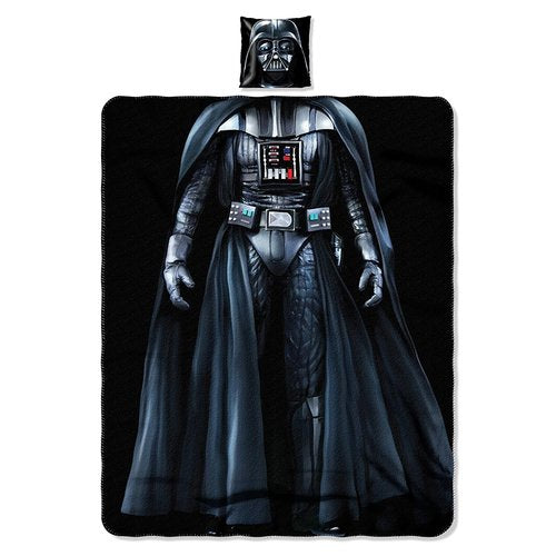 "Star Wars - Manta Polar y Almohada ""Being Darth Vader""-Star Wars-Monono-Peru"