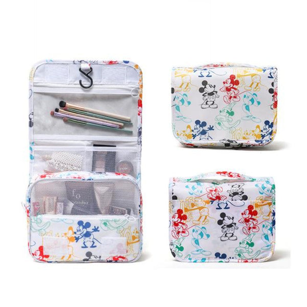 Disney - Cosmetiquero Estuche para Viajes Mickey Mouse Colors