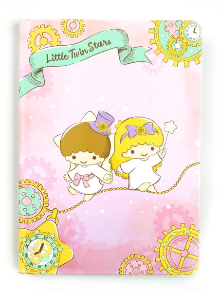 Sanrio - Cuaderno A5 Sketch Little Twin Stars