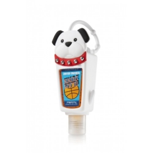 Bath & Body Works - Holder Perro Blanco incluye Gel - Monono Perú