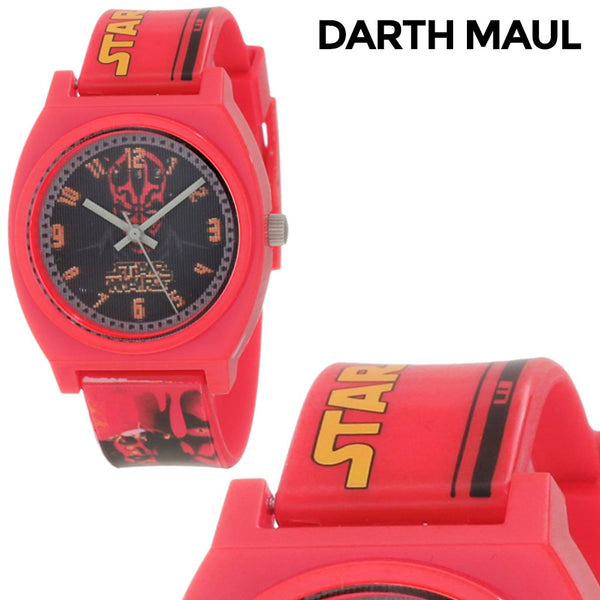 Star Wars - Reloj Analogo de Darth Maul-Monono-Monono