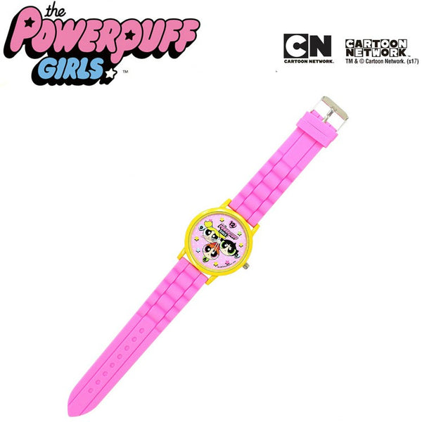 CARTOON NETWORK - Las Chicas Superpoderosas Reloj Pulsera An‰ۡÌÝ́logo Bombom Burbuja Y Bellota-CARTOON NETWORK-Monono-Peru