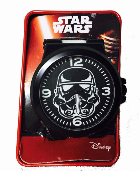 Reloj Stormtrooper Black Quartz-Star Wars-Monono-Peru