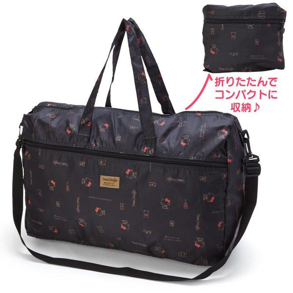 Sanrio - Bolso Maleta Plegable Hello Kitty Ribbon
