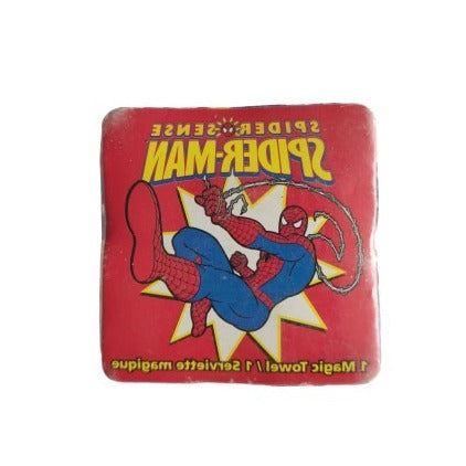 Marvel - Toalla Magica Spiderman Kick