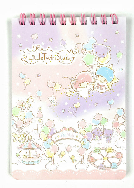 Sanrio - Libreta Little Twin Stars Ballon