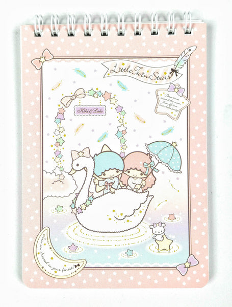 Sanrio - Libreta Little Twin Stars Swan