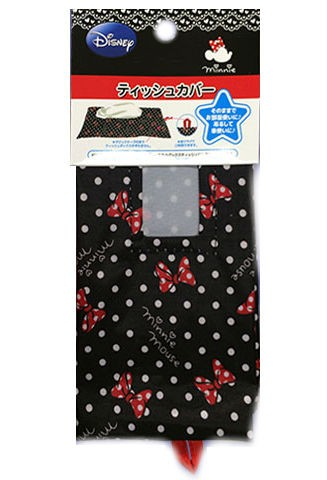 Disney - Porta Papel Tissue Para Auto Minnie Mouse-Disney-Monono-Peru