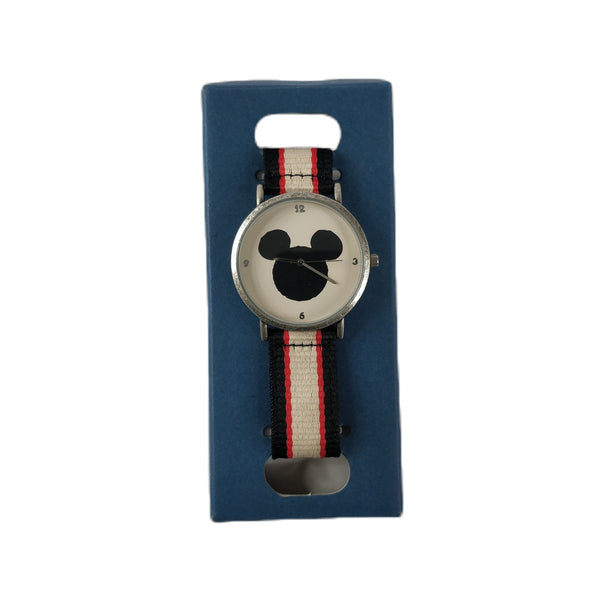 Disney - Reloj Analogo para Adulto de Mickey Mouse