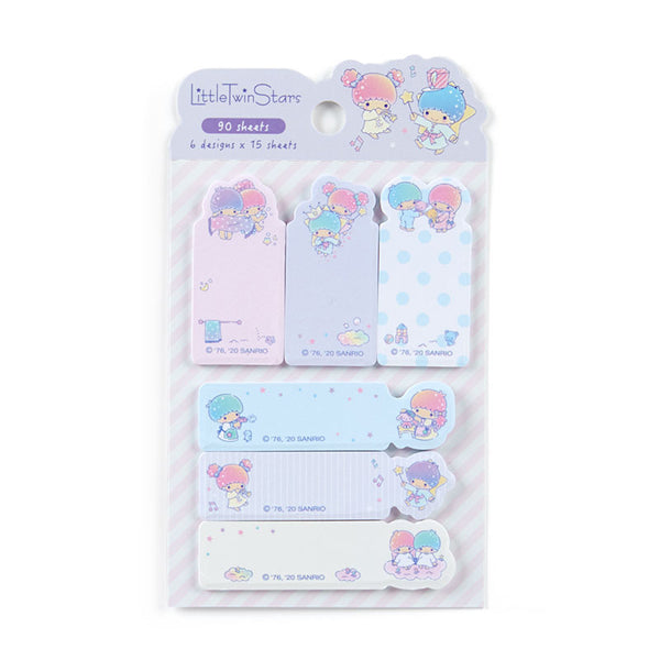 Sanrio - Notas Adhesivas 6 Desings Little Twin Stars