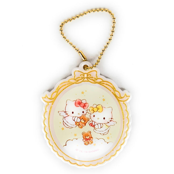 Sanrio - Llavero Charm Hello Kitty & Mimmy