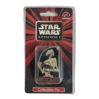Star Wars - Pin Coleccionable de Battle Droid