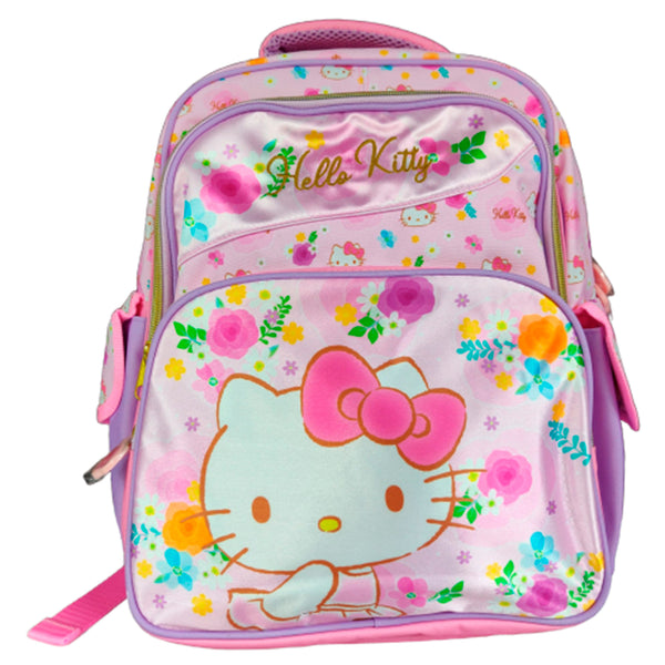 Sanrio - Mochila Hello Kitty Flower A4 - 46cm