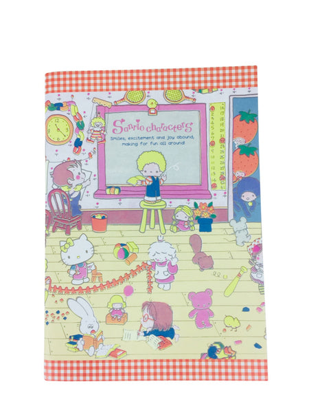 Sanrio - Cuaderno Sanrio Friends Hello Kitty My Melody-Sanrio-Monono-Peru