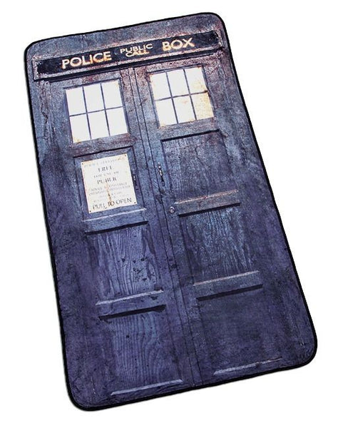 Doctor Who - Manta Polar de Doctor Who 127 x 226cm-Doctor Who-Monono-Peru
