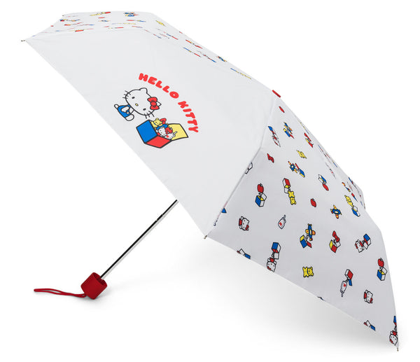 Sanrio - Sombrilla Paraguas con Estuche Hello Kitty 45th Anniversary