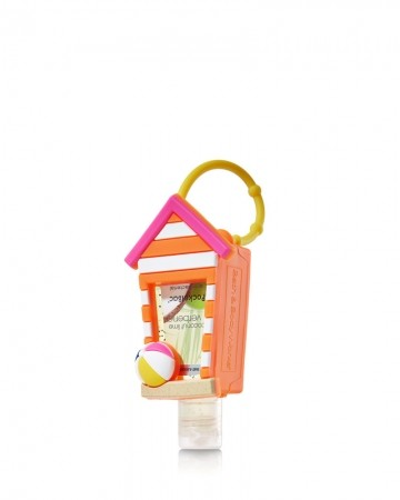 Bath & Body Works - Holder Casa de Playa incluye gel-Bath & Body Works-Monono-Peru