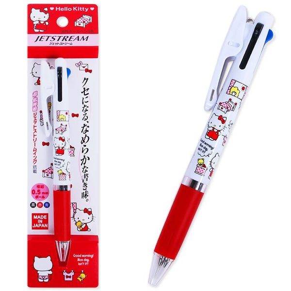 Sanrio - Lapicero 3 Colores Hello Kitty Ballpoint