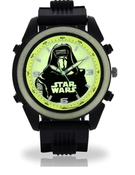 Star Wars - Reloj Análogo Kylo Ren The Force Awakens-Star Wars-Monono-Peru