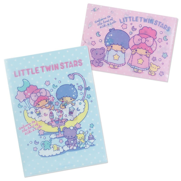 Sanrio - Duo de Folders Bath de Little Twin Stars-Sanrio-Monono-Peru