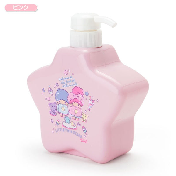 Sanrio - Dispensador Jabon Bath Pink de Little Twin Stars-Sanrio-Monono-Peru
