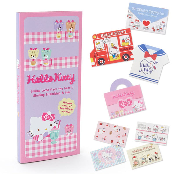 Sanrio - Set Papel Carta Compact de Hello Kitty - Monono Perú
