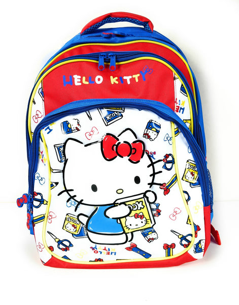 Sanrio - Mochila 16 Hello Kitty School - Monono Perú