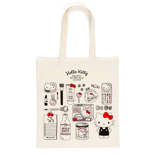 Sanrio - Bolsa de Algodon Hello Kitty Activities