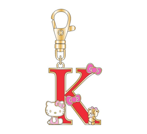 Sanrio - Llavero Hello Kitty K