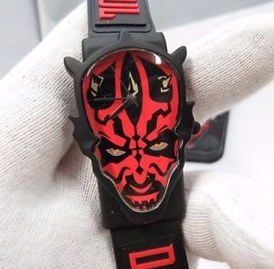 Star Wars - Reloj Analogo de Darth Maul-Star Wars-Monono-Peru