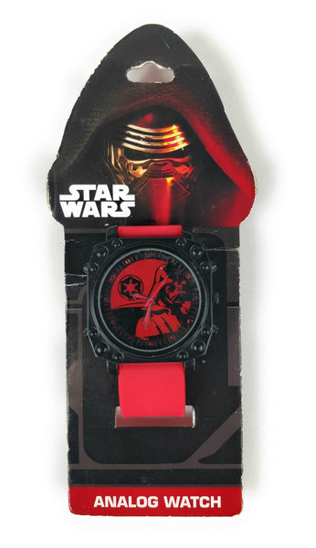 Star Wars - Reloj Hombre Analogo Darth Vader Square Red-Star Wars-Monono-Peru