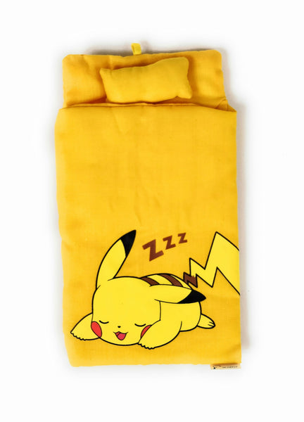 Pokemon - Estuche para Celular de Pikachu Sleeping Bag-Pokemon-Monono-Peru