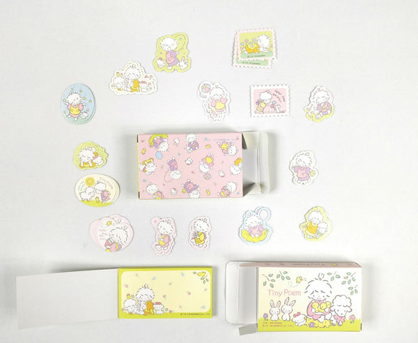 Sanrio - Set de Stickers y Notas Tiny Poem-Sanrio-Monono-Peru