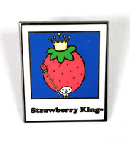 Sanrio - Pin Strawberry King-Sanrio-Monono-Peru