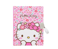 Sanrio - Diario con Candado Hello Kitty Crown Flower-Sanrio-Monono-Peru