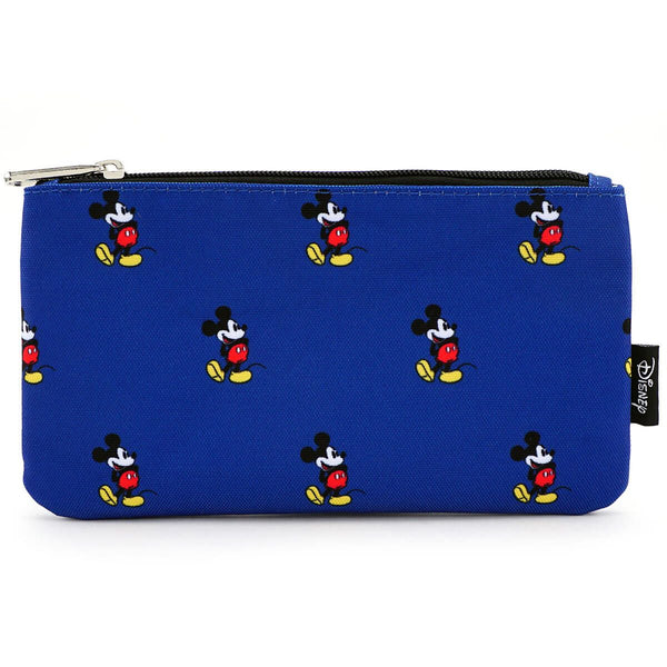 Loungefly - Neceser Monedero Mickey Print Blue