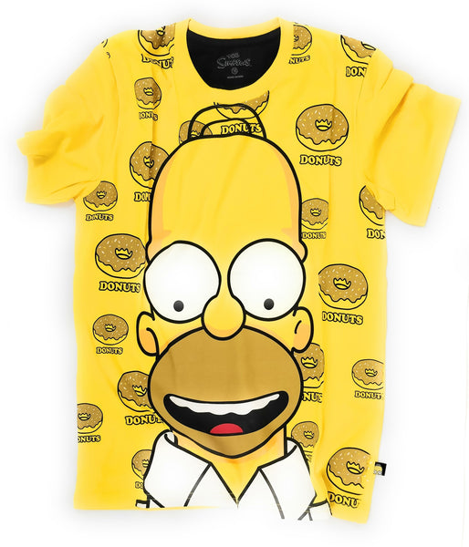 SIMPSONS - POLO TALLA 16 HOMERO DONUTS-Los Simpsons-Monono-Peru