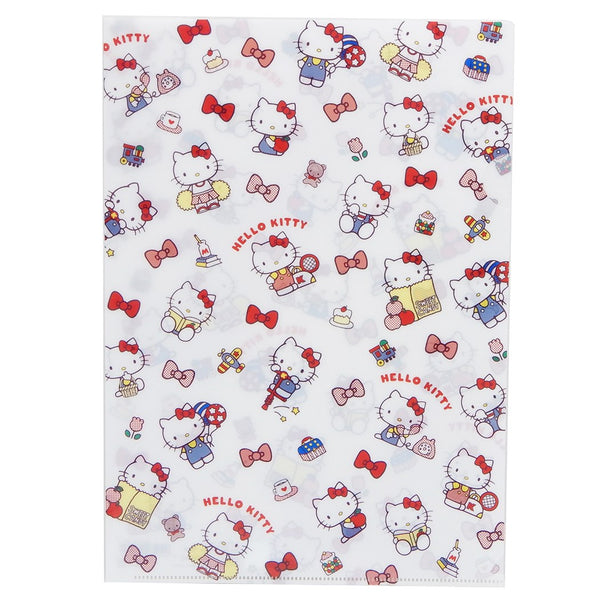 Sanrio - Folder Hello Kitty Red 45th Anniversary-Sanrio-Monono-Peru