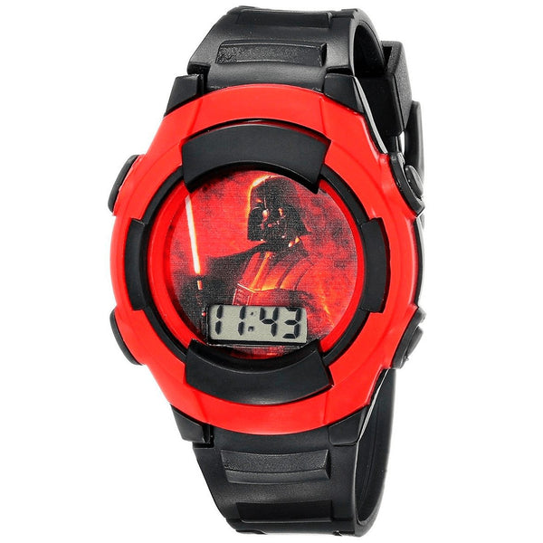 Star Wars - Reloj Pulsera Digital Flashing LCD de Darth Vader-Star Wars-Monono-Peru