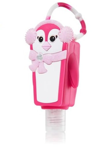 Bath & Body Works - Holder Pinguina incluye Gel