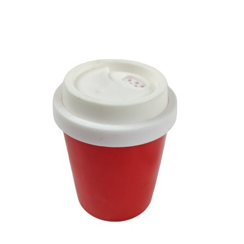 Dispensador de Palitos de Dientes Coffe Cup Rojo
