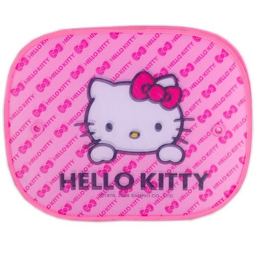 mononoperu,Sanrio - Set de 2 Tapasoles Laterales Hello Kitty Pink,Sanrio,