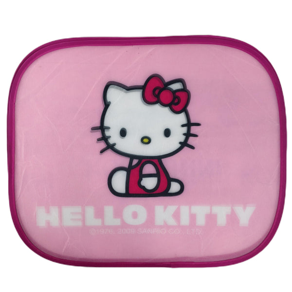 Sanrio - Set de 2 Tapasoles Laterales de Hello Kitty Side
